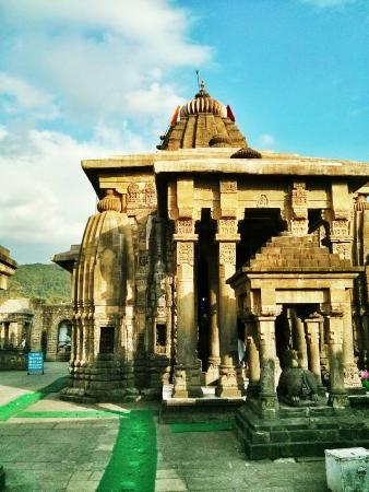 Baijnath temple- 13th century Siva temple (nearby attraction)