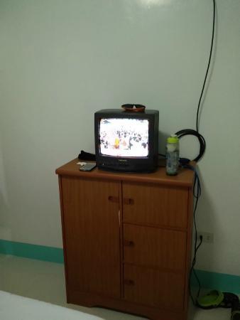 Palm Grove Saud Holiday Complex: TV