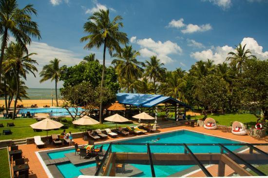 Camelot Beach Hotel Negombo Sri Lanka