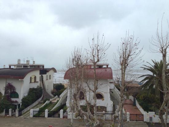 Hotel Corallo: вид из номера