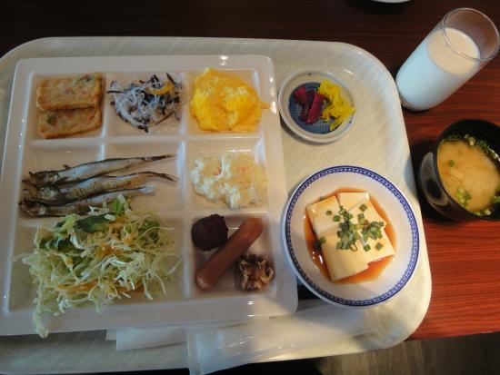 Hotel Marine World: 朝食