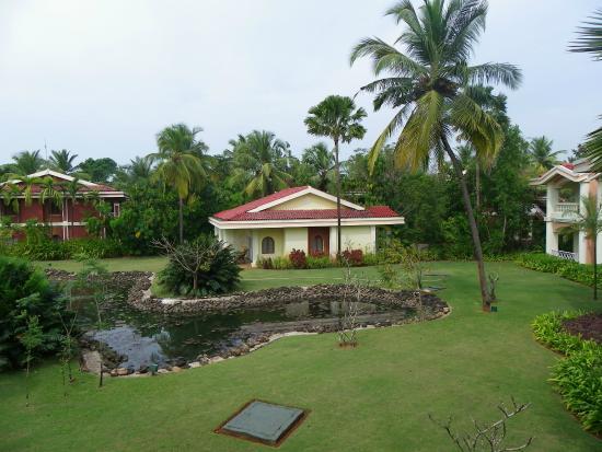 View From Gardens Villa Picture Of Taj Exotica Resort