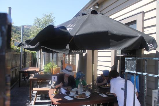 La Thai: Our lunch table