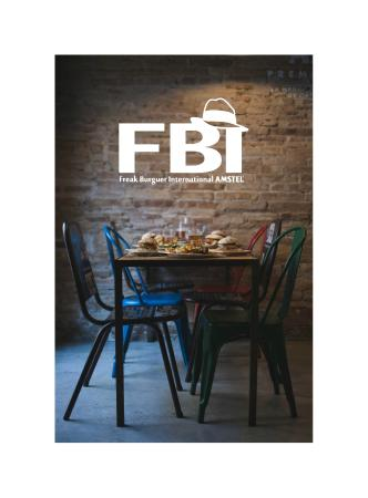 Fbi freak burguer international murcia restaurant - Calle encarna sanchez murcia ...