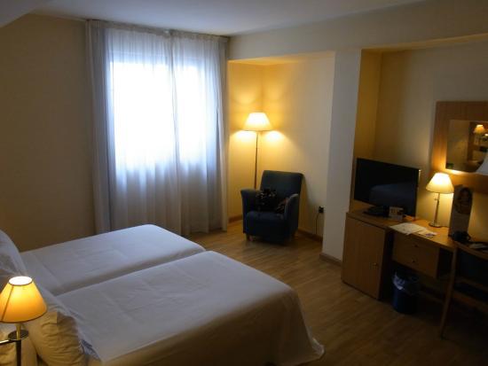 Tryp Jerez Hotel: ホテル室内