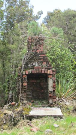 The Denniston Experience: old chimney