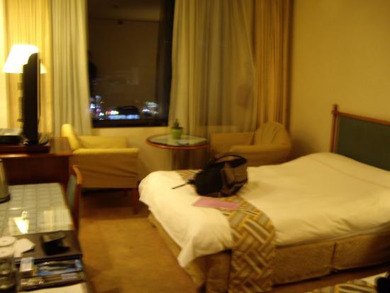 Hotel New Crown: 部屋01