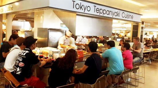 Tokyo Teppanyaki Cuisine