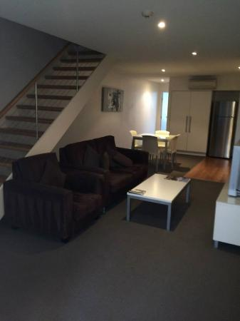 Oaks Lure : living area