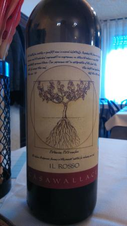 Trattoria del Grillo: Eccellente Monferrato biodinamico