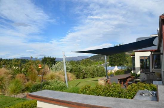 Websters on Wanaka Lodge: View