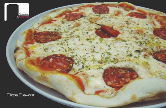 Pizza vegetariana foto de la nonna barreiro tripadvisor - Pizzeria la nonna ...