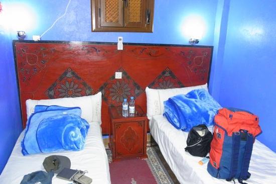 Casa Annasr: 部屋