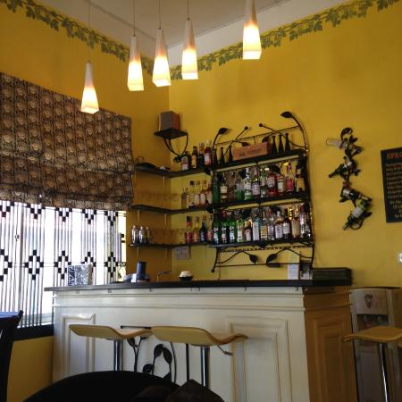 Second floor Cafe Yejj