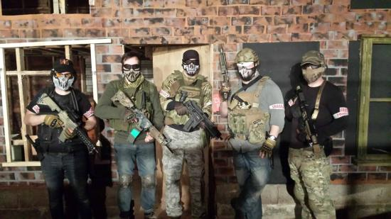 The Body Farm, CQB AirSoft