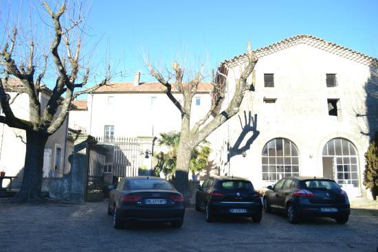 Auberge de la Pousaranque: belle demeure!