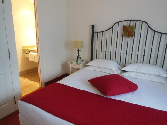 Avignon Grand Hotel: お部屋のベッド
