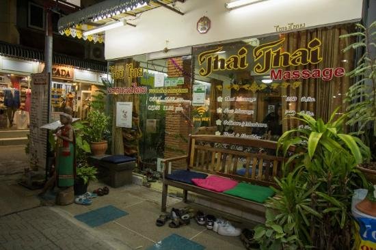 Thai Thai Massage