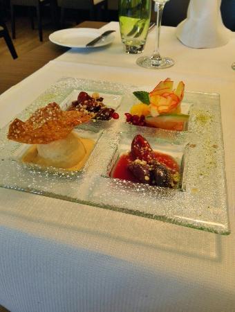 Gasthaus Kranz: Dessert du jour