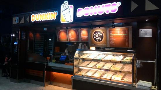 Dunkin' Donuts - Gramedia Matraman
