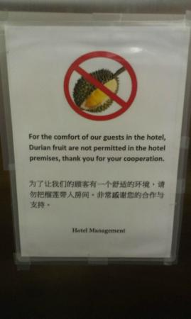 Semi Funny Picture Of Pinnacle Lumpinee Park Hotel Bangkok
