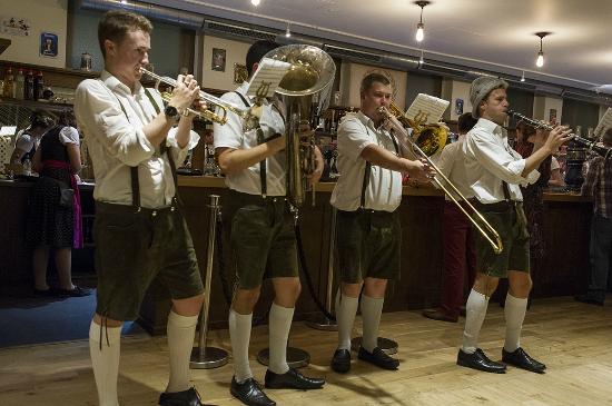 Bierschenke : Band
