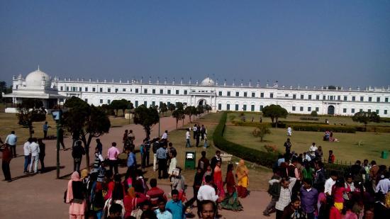 Murshidabad, India: Nizmat Imambara