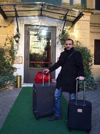Rome Garden Hotel : Nice hotel