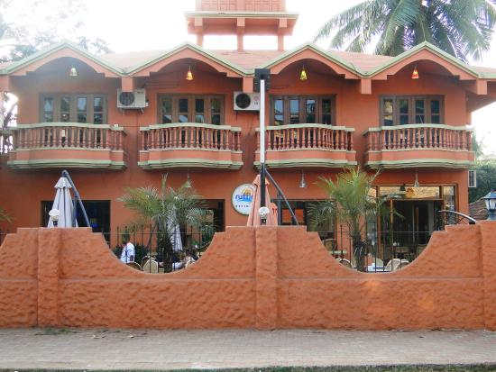 Ruffles Beach Resort Prices Hotel Reviews Goa Candolim Tripadvisor