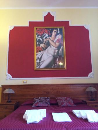 Tamara's Suites: Tamara Room