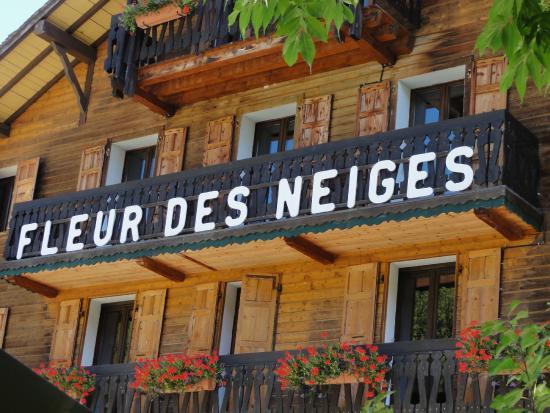 Chalet Hotel Fleur des Neiges