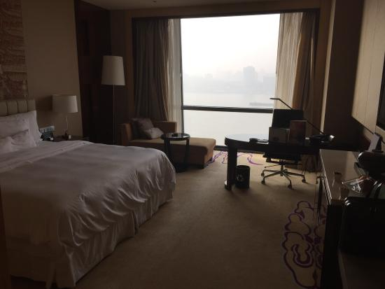 Westin Wuhan Wuchang: The room