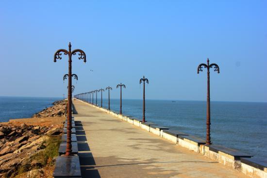Beypore Beach