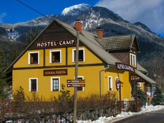 Hostel and Camp Jezersko