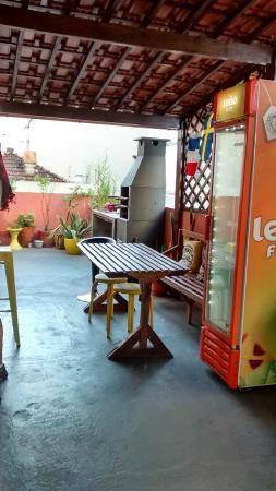 Kaza Rio: cafe da manha