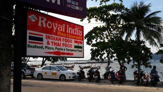 Royal India Restaurant - Patong Swiss Hotel
