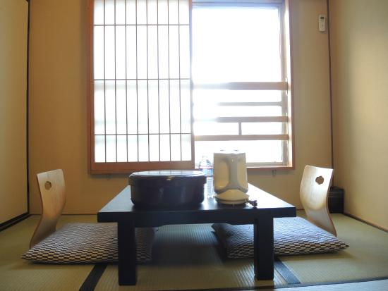 Nishiyama Ryokan : our room