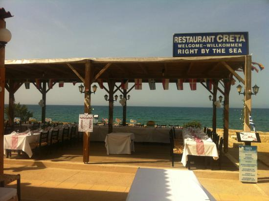 Restaurant Creta: Wedding reception