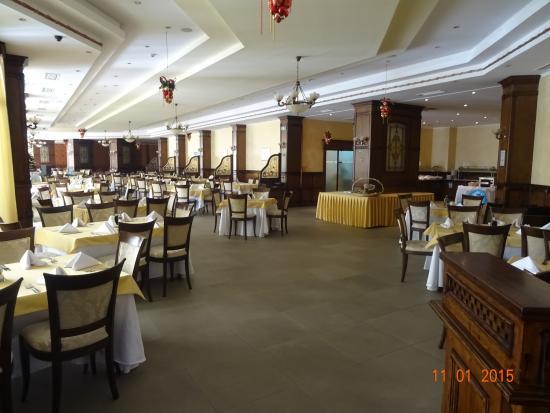 Balneo Complex Saint Spas: restaurant room