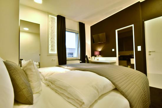 design hotel wiegand bewertungen fotos preisvergleich. Black Bedroom Furniture Sets. Home Design Ideas