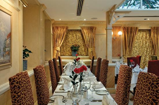 Pavilion Restaurant Grange Rochester Hotel
