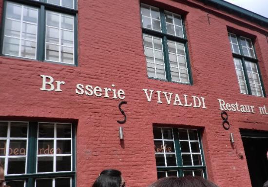 Vivaldi Restaurant: 外観