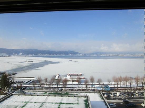 Hotel Beniya : 眺めはとても良い!!