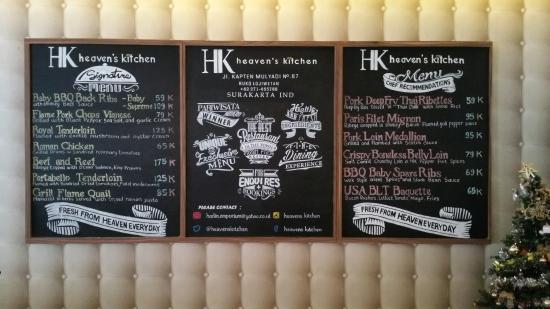 Heavenu0027s Kitchen: The Signature Menu