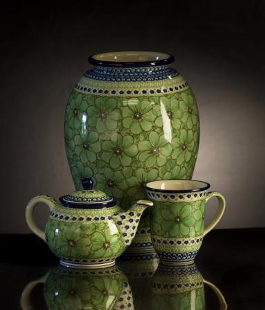 Polish Pottery: Unikat
