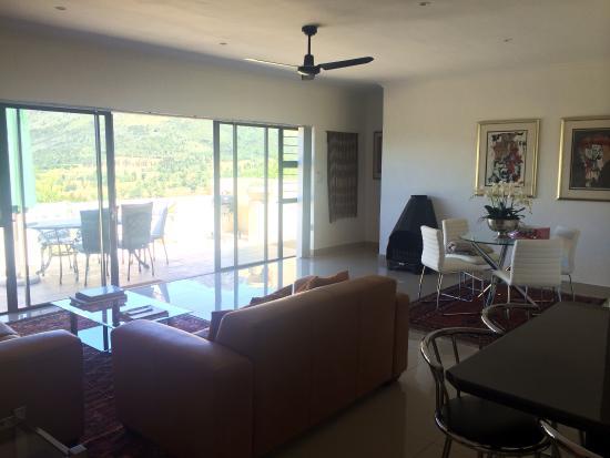 Moores End: Cottage living room