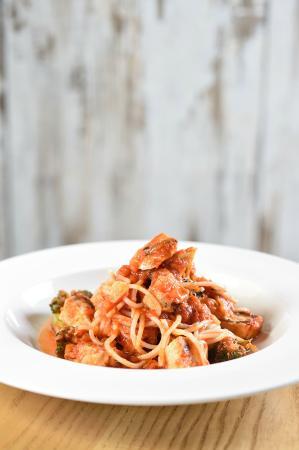 The Awakening: Power pasta!