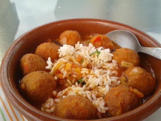 Terraza El Jable : Meatballs