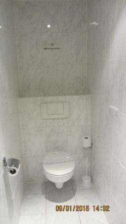 Hotel Princess: Toilettes