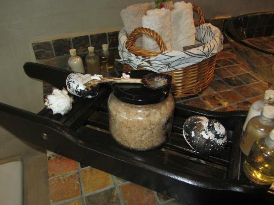 Kapensis Guesthouse : Bathroom detail
